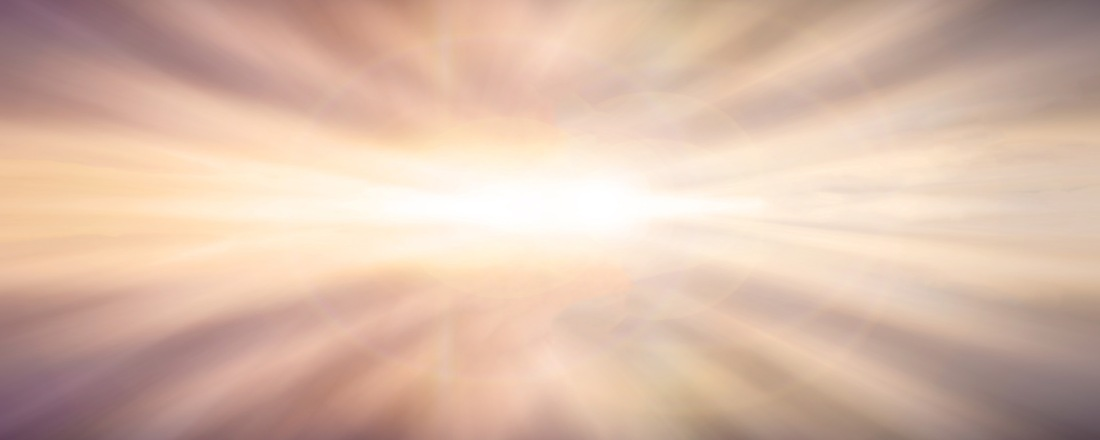 Light coming from an unknown source