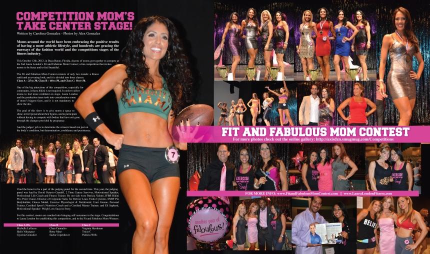 Fitness Competition Article by Writer Carolina Gonzalez - CarolinasWords